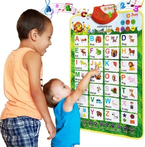 Top 5 best interactive posters for toddlers