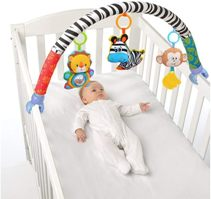 Best hanging toys for babies